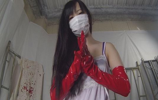 黒のミニスカ美女 芹沢つむぎ絞殺の手袋5 ~首絞失禁~