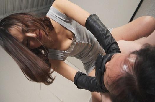 SM首絞めマニアの女の正体は桐島なみ