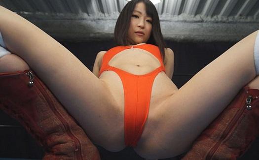 秋山彩の淫靡テーションMIX逆プロレスセックス7