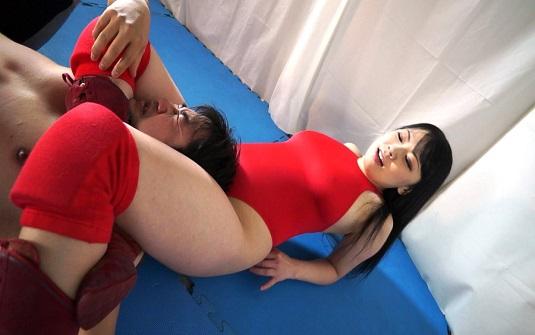 格闘痴女パンサー理沙子の淫乱サキュバスゲーム
