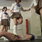 制服女子の菅野しずかが本気で男をボコします 191