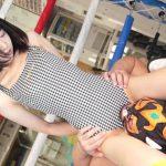 優しさオーラが漂う美少女まゆのゆまとM格闘でスキンシップ!
